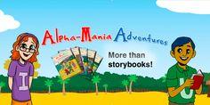 Alpha-Mania Adventures Giveaway