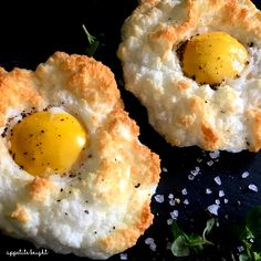 These fluffy eggs have been around for quite a while, but social media has brought them back into the limelight. Fun to make, I think this is a great way to churn out a whole lot of eggs if you hav…
