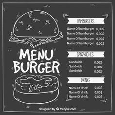 Food Stall Design, Food Logo Design, Food Truck Design, Logo Food, Menu Design, Small Restaurant Design, Logo Restaurant, Restaurant Interior Design, Burger Design