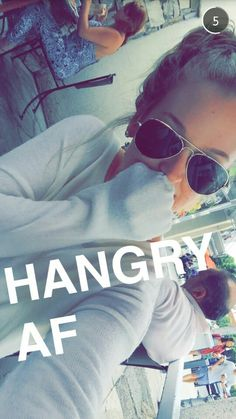 Hangry af