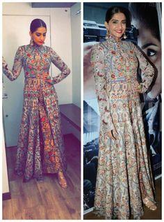 Face Off! Deepika Padukone or Sonam Kapoor in Anamika Khanna? | PINKVILLA