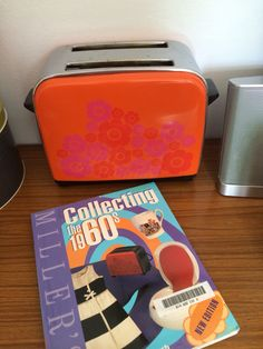 """"""" Mary Quant"""" toaster as featured in the book"""