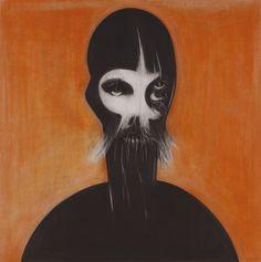 Human Blooming - 2009 - grafite e creta su carta Sasha Vinci sculptures plastic arts, visual arts, fine art