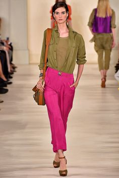 Ralph Lauren Spring 2015 Ready-to-Wear Collection Photos - Vogue