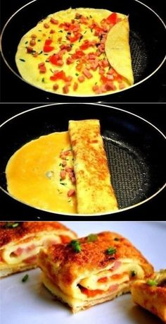 A casserole is a special cooking dish made from clay soil where dishes are cooked … in 2020 (With images) Cooking Dishes, Cooking Recipes, Healthy Recipes, Okonomiyaki Rezept, Brunch Recipes, Breakfast Recipes, Good Food, Yummy Food, Meal Prep