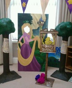 Tangled party props I made...... YES I AM ABOUT TO BE THAT MOM :) haha we'll see haha