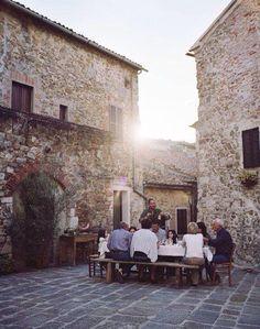 Familia in Italy