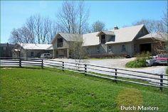 Herronwood Farm - Dutch Masters Horse Barn Builders Ontario