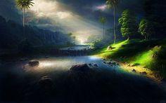 landscape pictures free for desktop, 2880x1800 (897 kB)