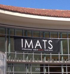 Day 1 of #IMATS Los Angeles 2012!  Let the #beauty begin!