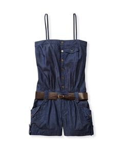 SMART SET - Collection - DENIM RUMPER