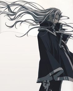 Abel Nightroad - Trinity Blood