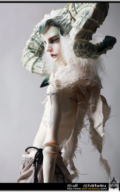 Doll Chateau's doll called Mephisto.Pheles.