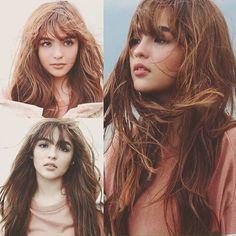 Dalaga na si Andrea. Shot Hair Styles, Long Hair Styles, Espanto, Filipina Actress, Mane Event, Teen Actresses, Best Actress, Beautiful Celebrities, Celebs