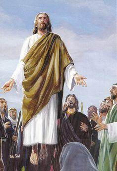 Jesus Ascension to Heaven 30   Forty days after the resurrec…   Flickr