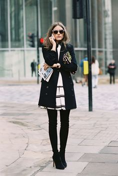 Olivia Palermo- follow www.lisilerch.com for more, like it, love it, pin it, share it!