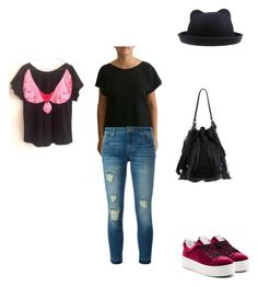 """One tee, more looks! #MolaBird t-shirt for a casual Friday!"" by teesuptshirts on Polyvore featuring Kenzo, Loeffler Randall, MICHAEL Michael Kors and MolaBird"