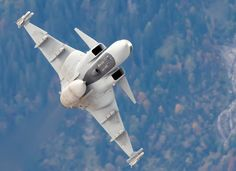 SAAB Gripen doing the AxalpThe Swiss public rejected its government's $3.4bn plan to buy 22 Gripen fighter jets from Sweden
