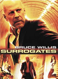 """""""I thought this was great, very underrated. A great idea done very well."""" [By prev.]  """"Surrogates"""""""