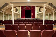 Stalls - Oamaru Opera House, Williams Ross Architects