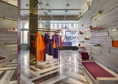 David Adjaye designs Roksanda Ilincic's first London boutique