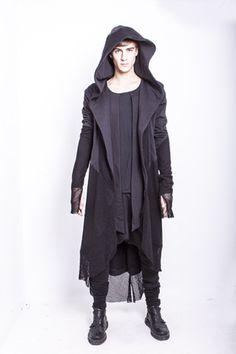 Reaper Coat - ODD. - Designer, 2070$