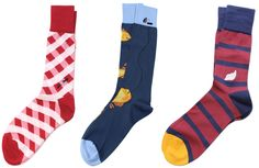 Not Your Grandfather's Socks - Soxfords review in Town & Country!