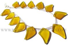 Super Quality AAA Yellow Chalcedony Beads In Dagger Smooth #yellowchalcedony #yellowchalcedonybeads  yellowchalcedonybead #yellowchalcedonydagger #daggerbeads #beadswholesaler #semipreciousstone #gemstonebeads #beadsogemstone #beadwork #beadstore #bead