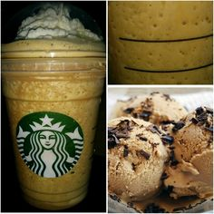 Rich in creaminess and strong coffee or espresso flavor; try the *COFFEE ICE CREAM FRAPPUCCINO* !! it's a delicious choice for any coffee lover. Visit SecretStarbucks.com for info