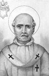 St. Evaristus, Roman Catholic Pope. St. Evaristus succeeded St. Clement in the See of Rome in the reign of Trajan and governed the Church about eight years, being the fourth successor of St. Peter. Feastday: October 26