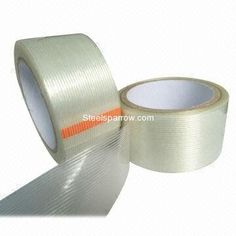 At Steelsparrow.com we sell varieties of Mono Filament Adhesive Tapes for various applications in the industry. Our Industrial Mono Filament Tapes are of high quality and last longer. We supply to all parts in India and take export orders also
