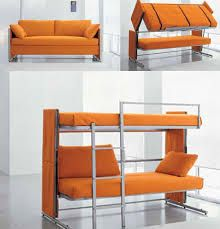 Doc Sofa Bunk Bed Unit Convert With One Simple Movement Into Two Everyday  Beds With Wooden Slatted Base