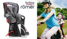 Römer Jockey Comfort - Kinderfahrradsitz für hinten