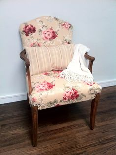 Image detail for -HOW TO UPHOLSTER AN ANTIQUE CHAIR, STEP 4 | My Fifties Kitchen Redo