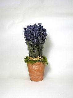 country arrangements | Lavender Arrangement, French Country $40.00 #dried_flowers #dried ...