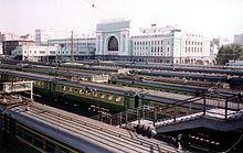 Transsibirische Eisenbahn  Mit 9300km die längste Bahnreise der Welt
