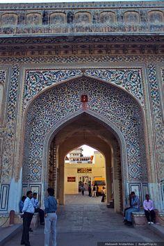 Индия: День 3: Розовый город Джайпур — Путешествовать - просто!