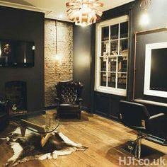 493 Best Home Salon Images Hairdresser Salon Interior Barber Salon