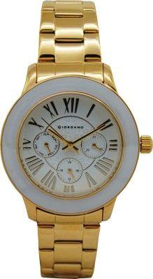 Giordano Analog Watch - For Women - Buy Giordano Analog Watch - For Women A2005-22 Online at Best Prices in India | Flipkart.com