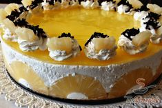 Ananas-Kokos-Torte ohne Backen Preparation of the recipe Pineapple and coconut cake without baking, step 1 Cupcake Recipes, Snack Recipes, Snacks, Fall Desserts, Sweet Desserts, Healthy Cupcakes, Hungarian Recipes, Pumpkin Spice Cupcakes, Ice Cream Recipes