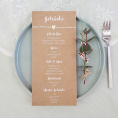 """Menu & Drinks Card """"Vintage Green"""" - Home Page Birthday Table Decorations, Wedding Decorations, Wedding Invitation Cards, Party Invitations, Vintage Green, 21st Birthday, Pin Collection, Easy Diy, Menu"""