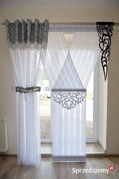 Living Room Decor Curtains, Bedroom Wall Designs, Modern Curtains, Curtain Designs, Window Treatments, Valance Curtains, Windows, Home Decor, Trendy Tree