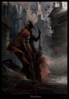 Red Hunter by Vulpes-Ibculta.deviantart.com on @deviantART