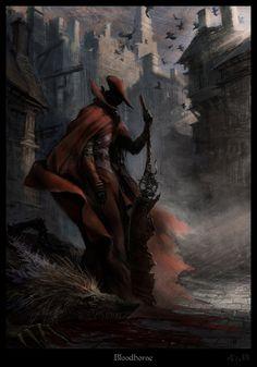 Red Hunter by Vulpes-Ibculta.deviantart.com on @deviantART