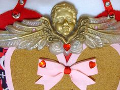 Amazing Mold Putty: I Heart YOU with a Valentine Message Board... Tutorial by Isabel Villarreal