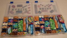 Travel & Vacation: Road Trip Snack Container - Blessings Multiplied