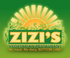 Zizi's Vegan Restaurant...a must stop every time we travel south!!! <3