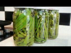 BEKLENEN TURŞU TARİFİ GELDİ🤗EFSANE FASULYE TURŞUSU 😉 KIŞ HAZIRLIKLARI BH🐝 - YouTube Celery, Pickles, Asparagus, Cucumber, Food And Drink, Make It Yourself, Vegetables, Recipes, Youtube