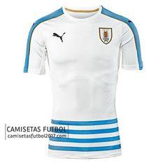 Segunda camiseta de Uruguay copa america 2016 21 5299bfbe86c98