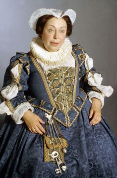 Tudor Costume-(Blackadder's Christmas Carol, 1988).